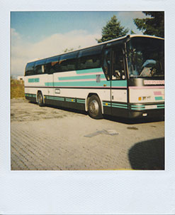 Polaroid Bus